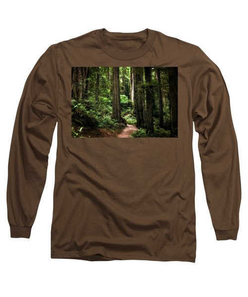 Into The Magical Forest Long Sleeve T-Shirt