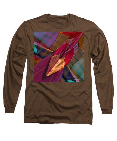 Into The Soul Long Sleeve T-Shirt