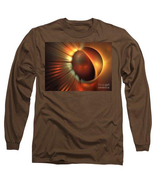 Iota Draconis Long Sleeve T-Shirt by Kim Sy Ok