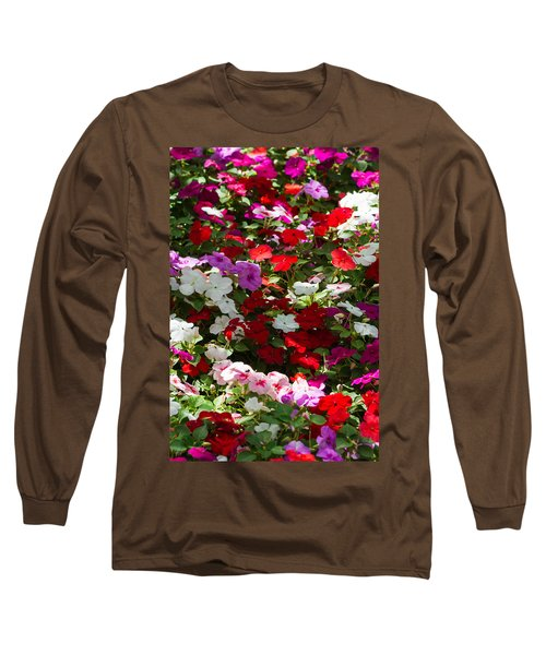 iPhone Case - Summer Carpet Long Sleeve T-Shirt by Alexander Senin