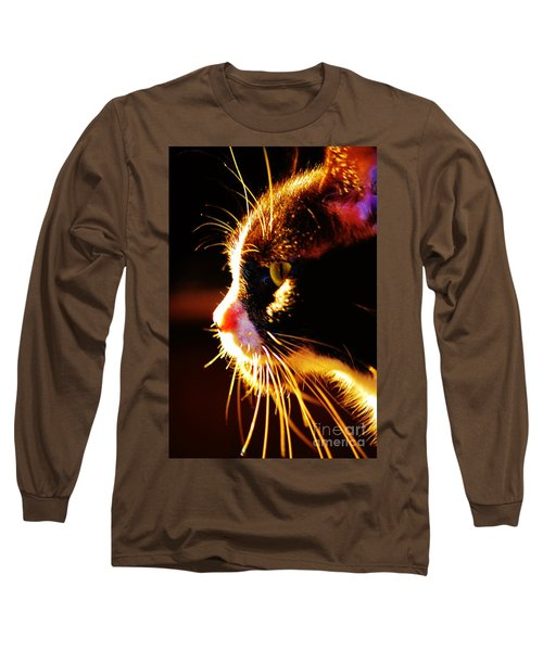 Irie Cat Long Sleeve T-Shirt