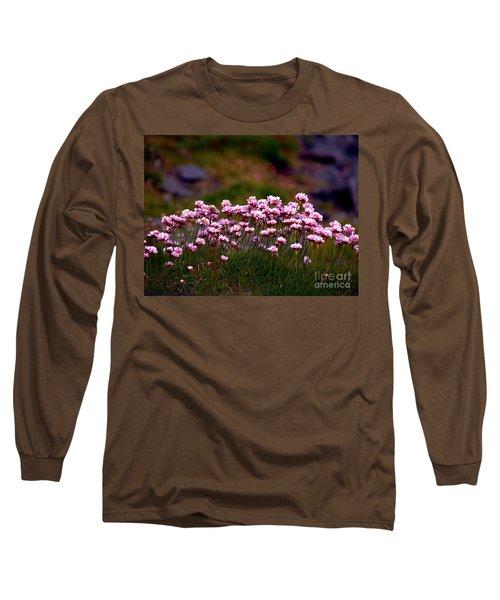 Irish Sea Pinks Long Sleeve T-Shirt