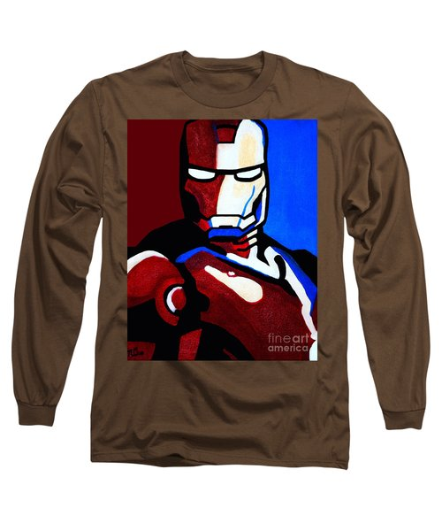 Iron Man 2 Long Sleeve T-Shirt
