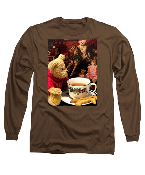 Is This For Santa Long Sleeve T-Shirt