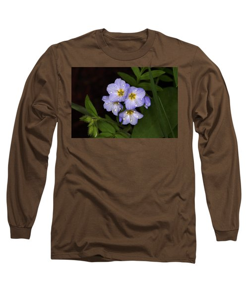 Long Sleeve T-Shirt featuring the photograph Jacobs Ladder by Alan Vance Ley