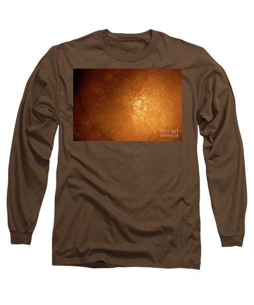 Long Sleeve T-Shirt featuring the photograph Jammer Abstract 007 by First Star Art