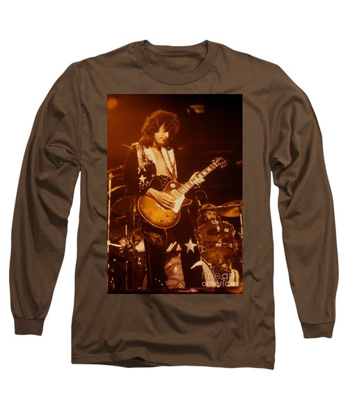 Jimmy Page 1975 Long Sleeve T-Shirt