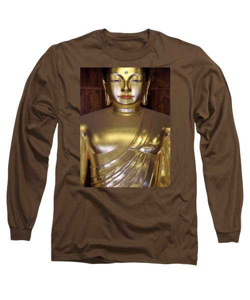 Jogyesa Buddha Long Sleeve T-Shirt