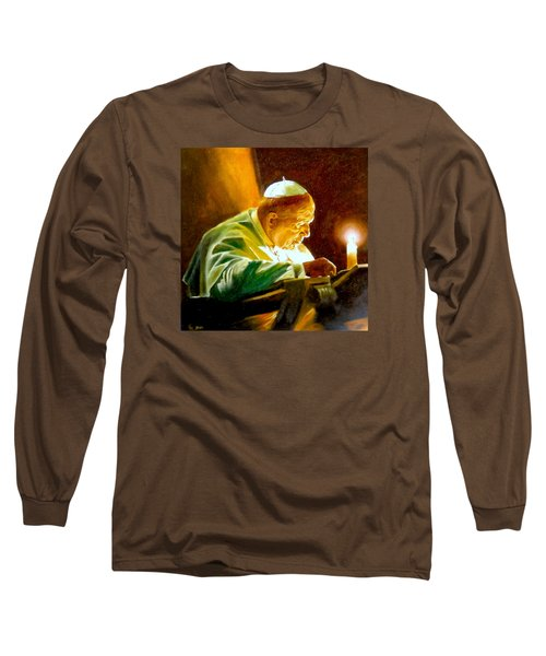 John Paul II Long Sleeve T-Shirt