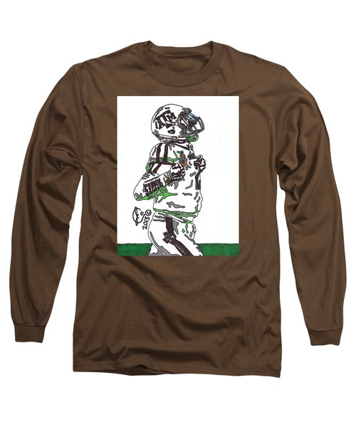 Johnny Manziel 4 Long Sleeve T-Shirt