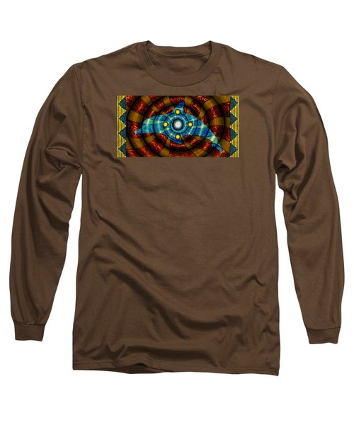 Journey To The Center Long Sleeve T-Shirt
