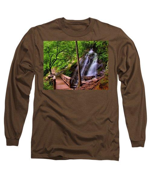 Juney Whank Falls Long Sleeve T-Shirt