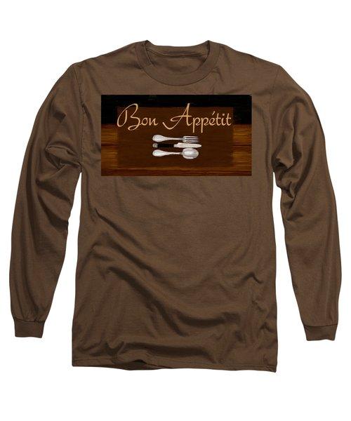 Just Eat Long Sleeve T-Shirt