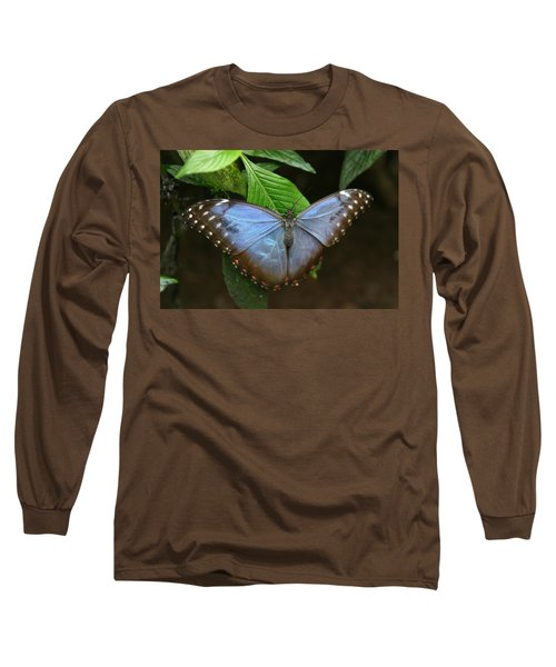 Just Hanging On Long Sleeve T-Shirt