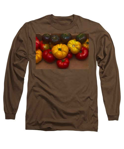 Just Picked Long Sleeve T-Shirt