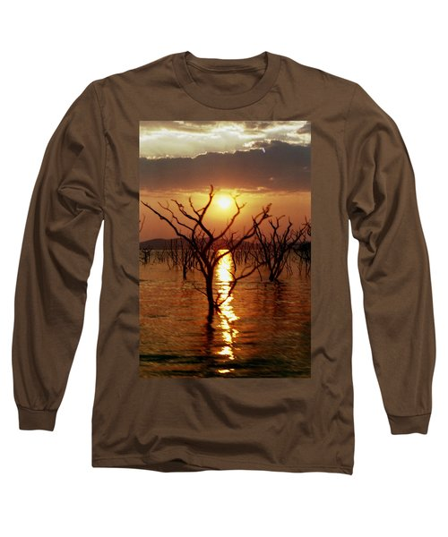 Kariba Sunset Long Sleeve T-Shirt