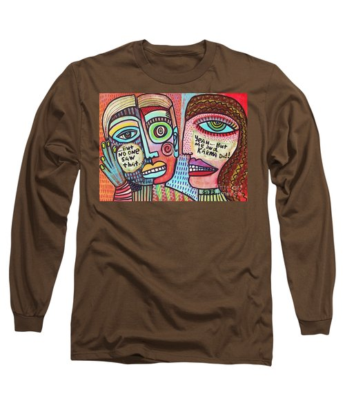 Karma Saw It' Long Sleeve T-Shirt