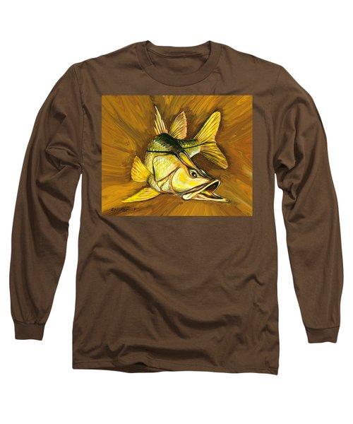 Kelly B's Snook Long Sleeve T-Shirt