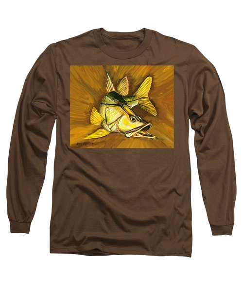 Kelly B's Snook Long Sleeve T-Shirt