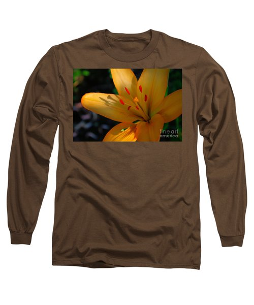 Long Sleeve T-Shirt featuring the photograph Kenilworth Garden One by John S