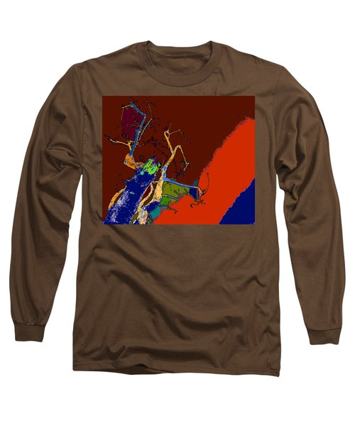 Kenneth's Nature - Dying To Live - Series - 09 Long Sleeve T-Shirt