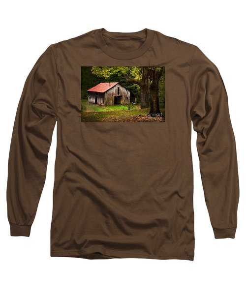 Kentucky Barn Long Sleeve T-Shirt