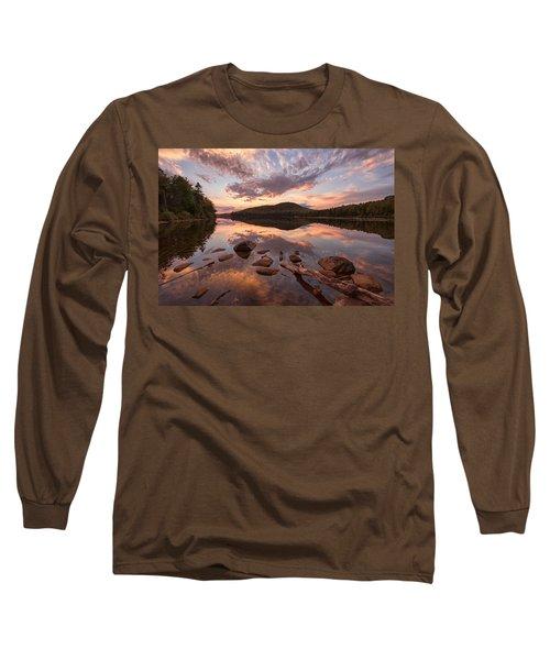 Kettle Pond Sunset Long Sleeve T-Shirt