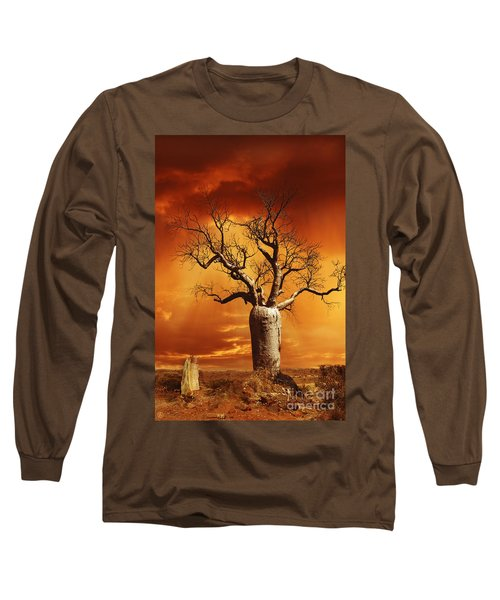 Kimberley Dreaming Long Sleeve T-Shirt