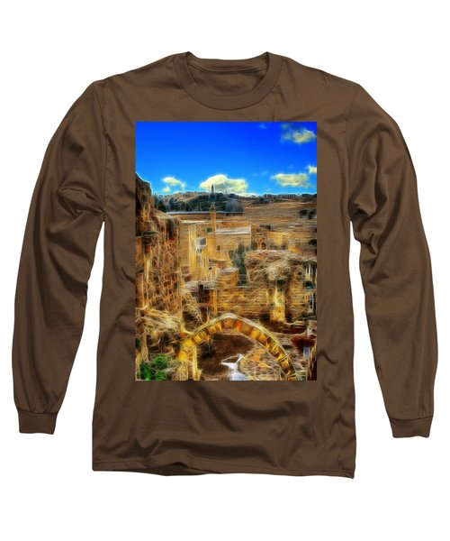 King Davids House Long Sleeve T-Shirt