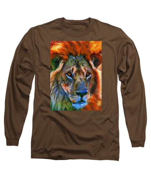 King Of The Wilderness Long Sleeve T-Shirt