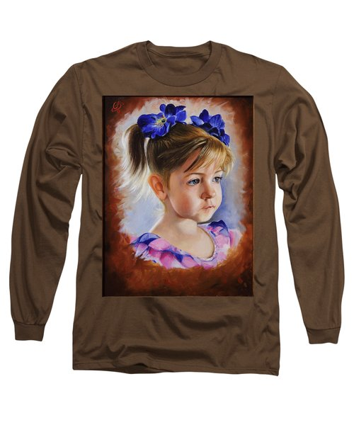 Kira Long Sleeve T-Shirt