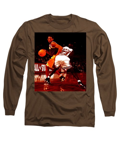 Kobe Spin Move Long Sleeve T-Shirt