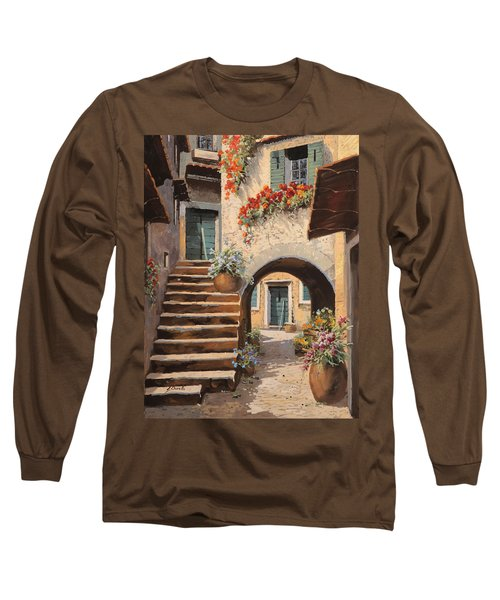 La Porta Dopo L'arco Long Sleeve T-Shirt