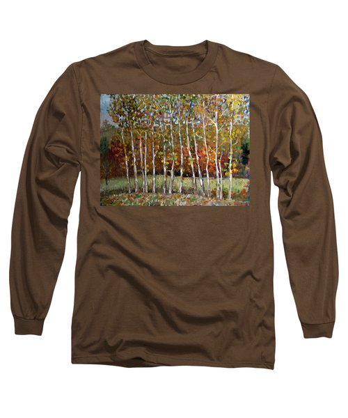 La017 Long Sleeve T-Shirt