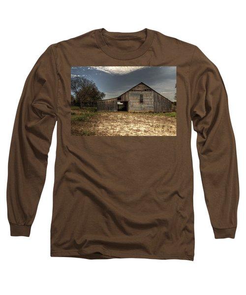 Lake Worth Barn Long Sleeve T-Shirt