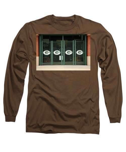 Lambeau Field - Green Bay Packers Long Sleeve T-Shirt