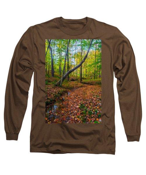 Land Of The Fairies Long Sleeve T-Shirt