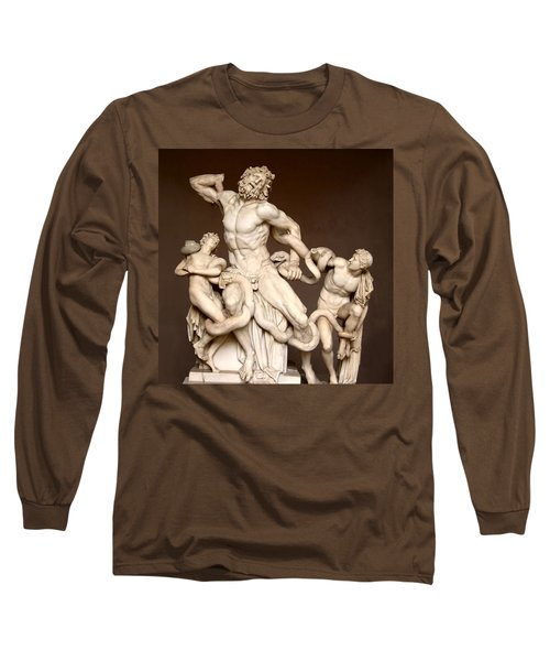 Laocoon And Sons Long Sleeve T-Shirt by Ellen Henneke