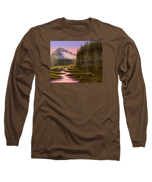 Late In The Day Long Sleeve T-Shirt by Jack Malloch