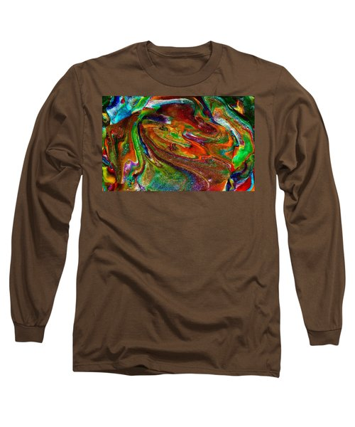 As The World Turns Long Sleeve T-Shirt