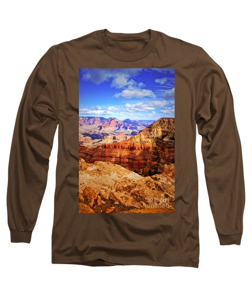 Layers Of The Canyon Long Sleeve T-Shirt