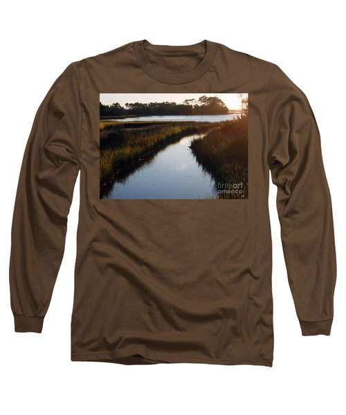 Leading To The Future Long Sleeve T-Shirt