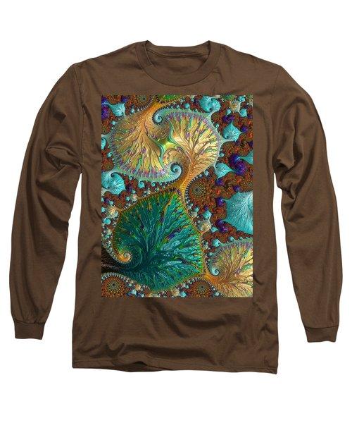 Leafy Long Sleeve T-Shirt