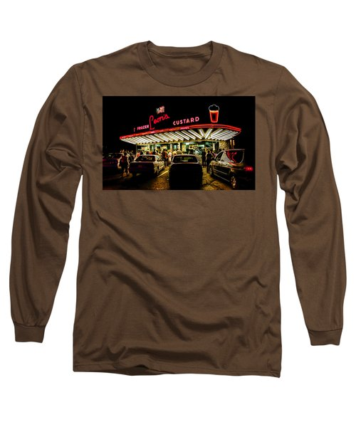 Leon's Frozen Custard Long Sleeve T-Shirt