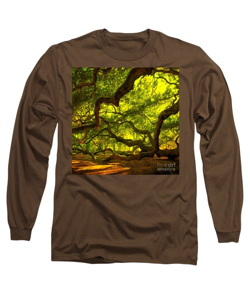 Lighter Version 40x40 Long Sleeve T-Shirt