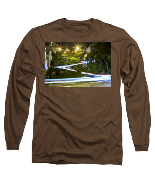 Lights On Lombard Long Sleeve T-Shirt