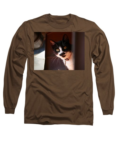 Long Sleeve T-Shirt featuring the photograph Lilly by Evelyn Tambour