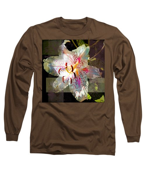Lily From Whitefish Point Michigan Long Sleeve T-Shirt
