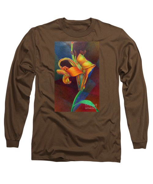 Lily's Rainbow Long Sleeve T-Shirt