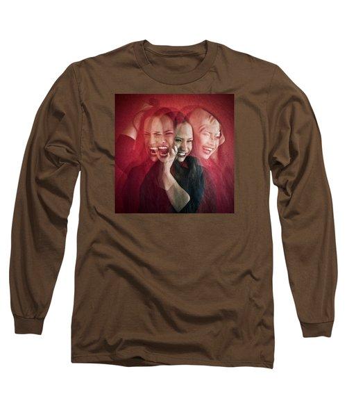 Livin On The Edge Long Sleeve T-Shirt